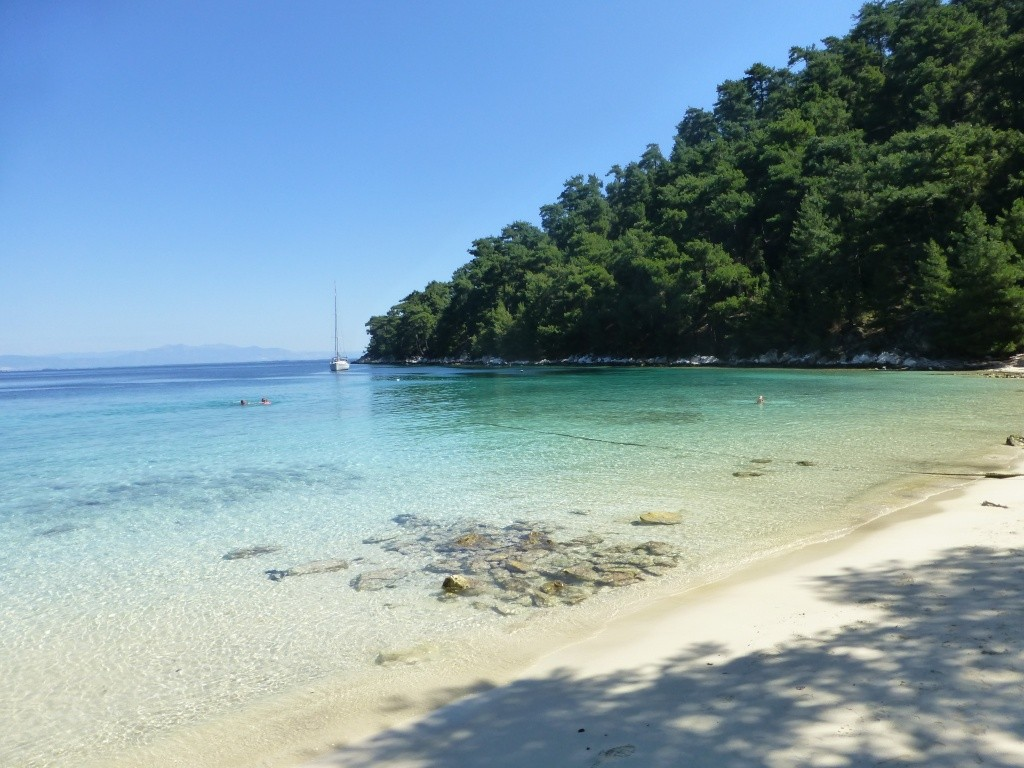 Greece, Island of Thassos, 2014 Part 1 09912