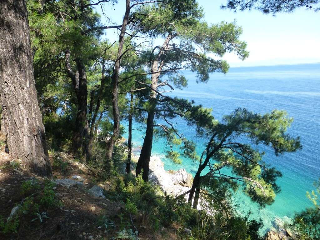 Greece, Island of Thassos, 2014 Part 1 10012