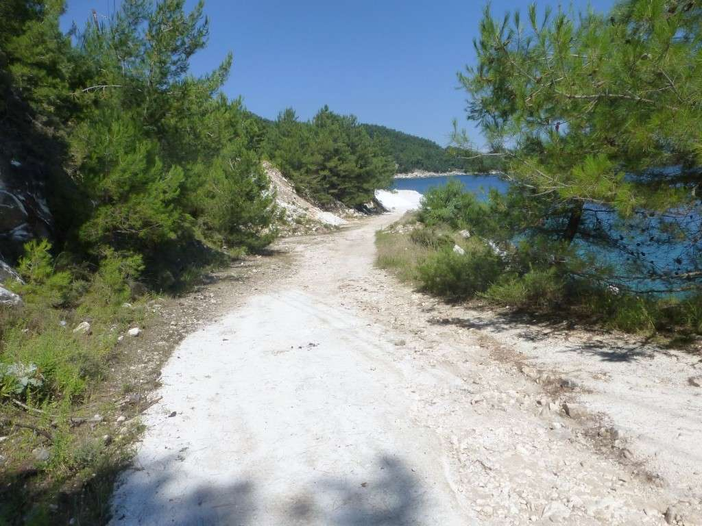 Greece, Island of Thassos, 2014 Part 1 10210