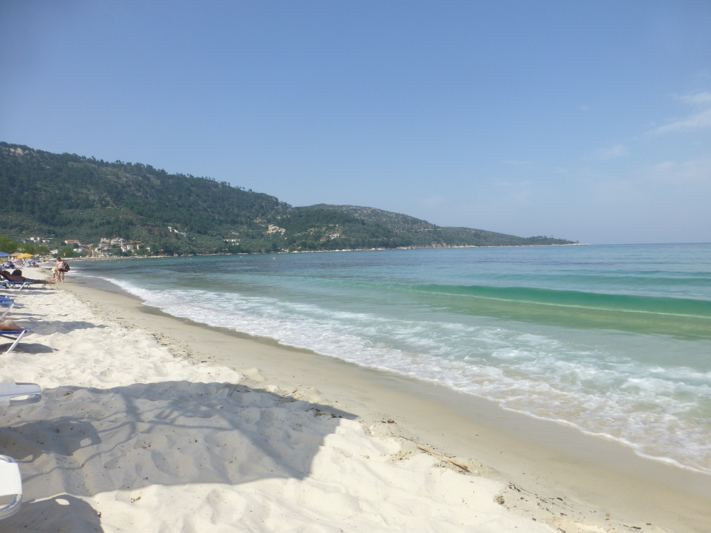 Greece, Island of Thassos, 2014 Part 1 11310