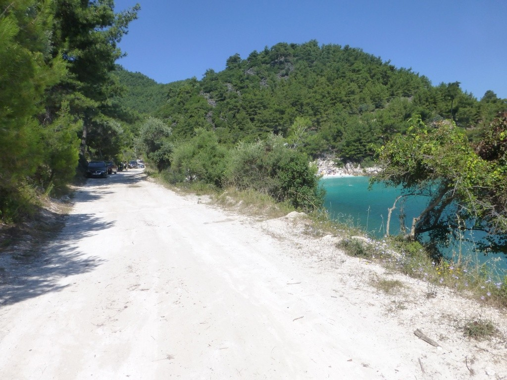 Greece, Island of Thassos, 2014 Part 1 11811