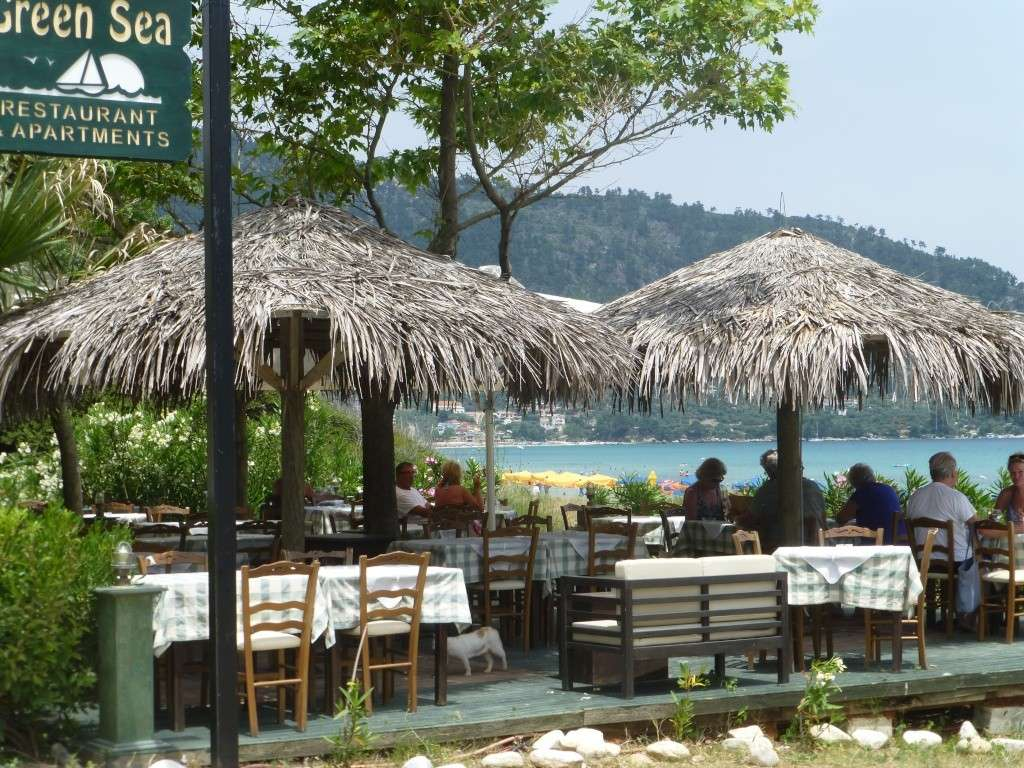 Greece, Island of Thassos, 2014 Part 1 12010