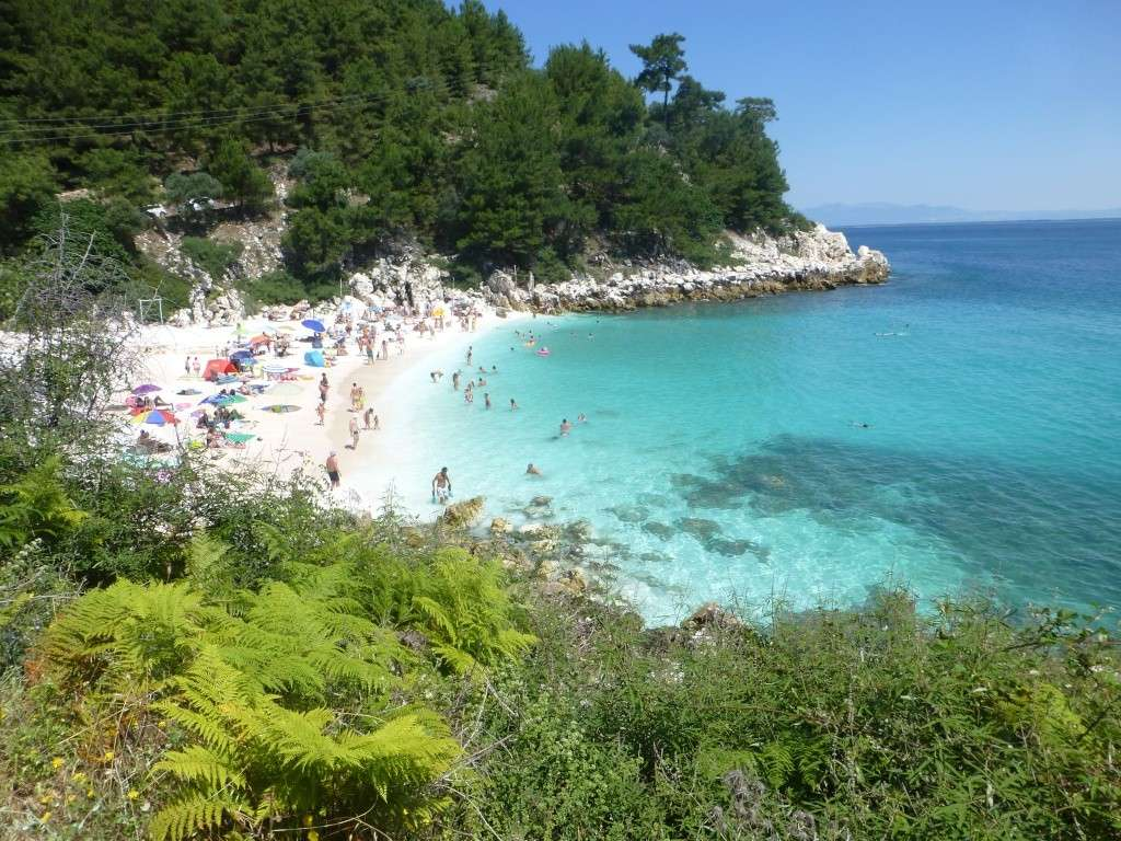 Greece, Island of Thassos, 2014 Part 1 12011
