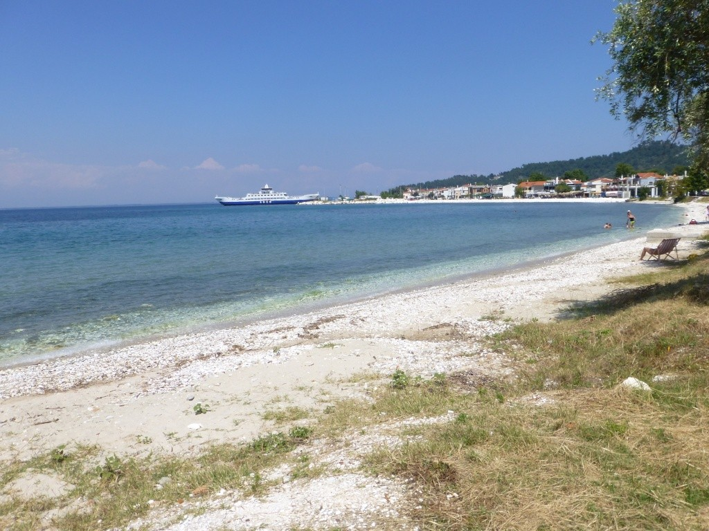 Greece, Island of Thassos, 2014 Part 1 12012