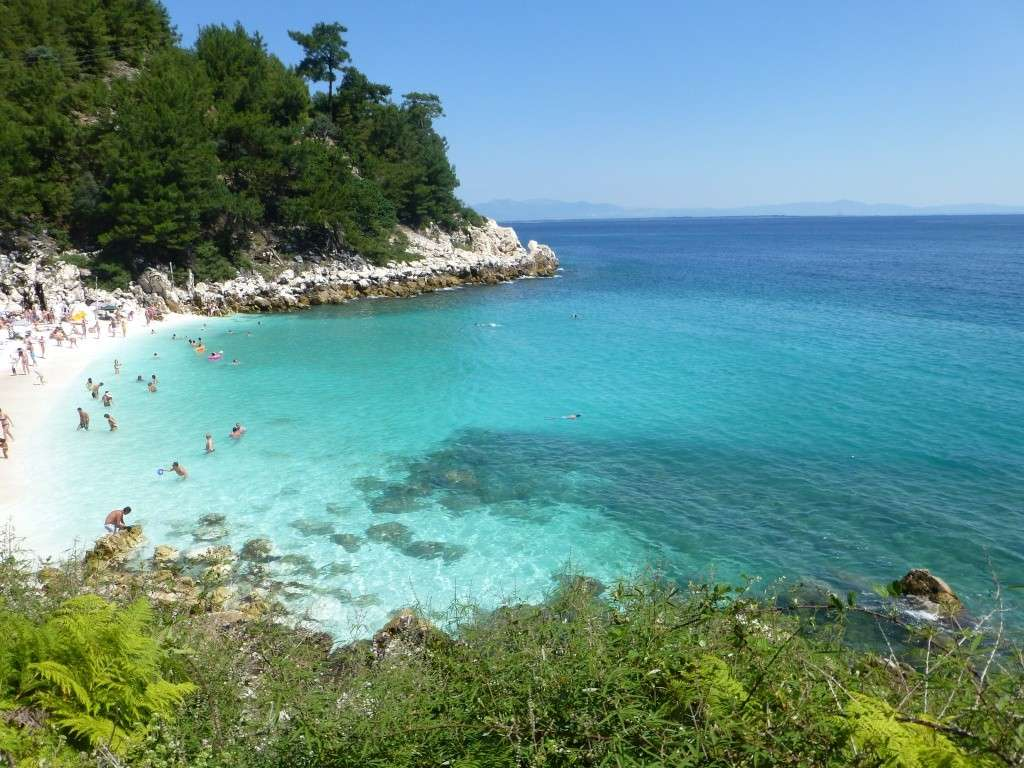 Greece, Island of Thassos, 2014 Part 1 12210