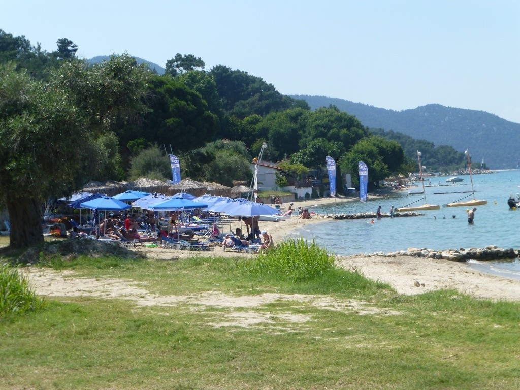 Greece, Island of Thassos, 2014 Part 1 12211
