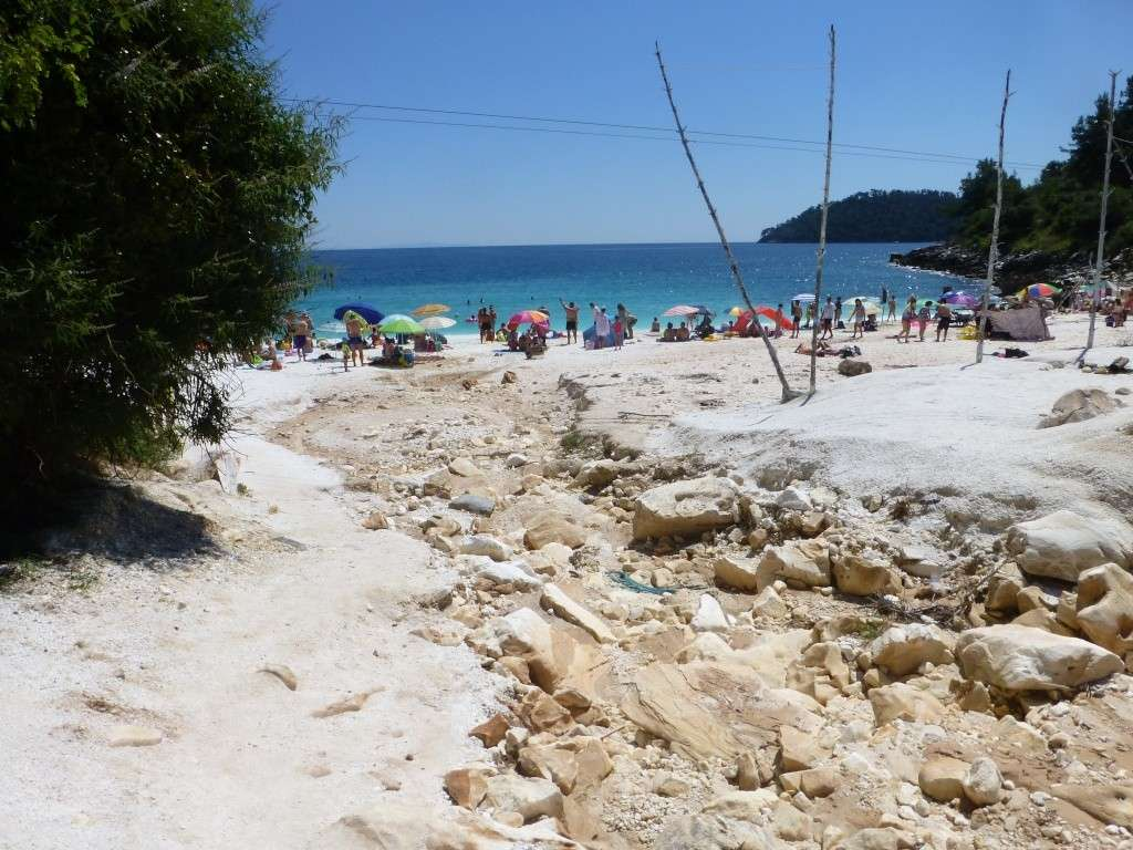 Greece, Island of Thassos, 2014 Part 1 12411