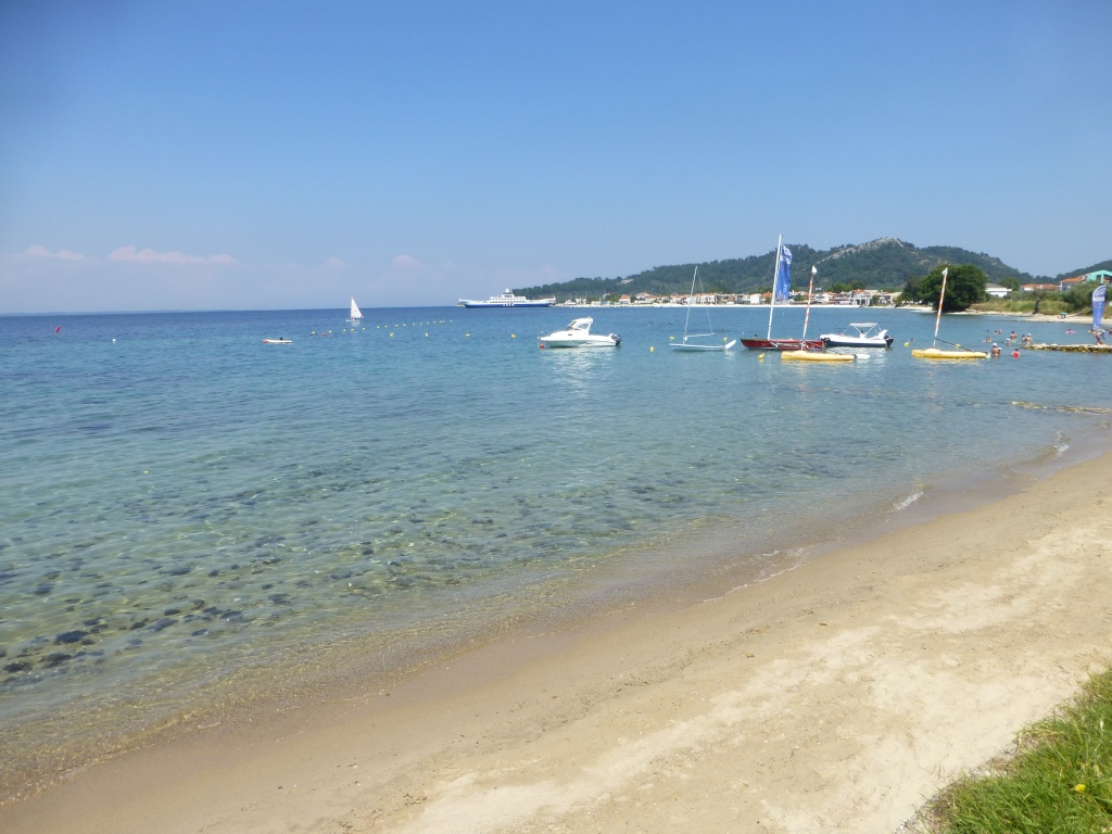 Greece, Island of Thassos, 2014 Part 1 12510