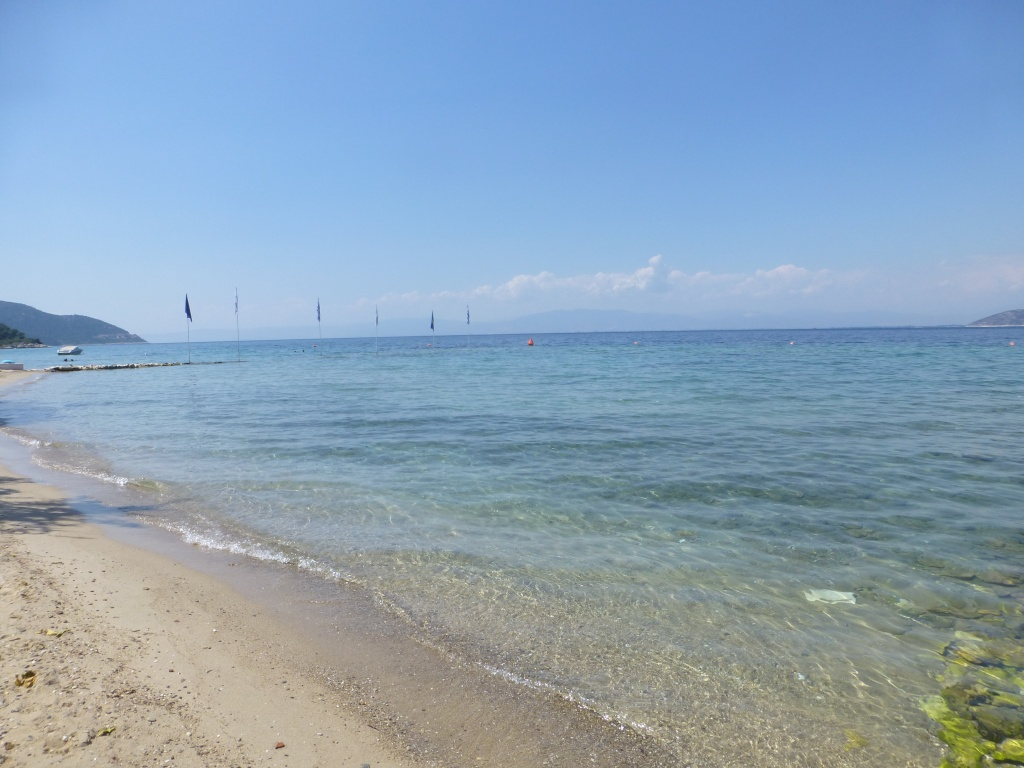 Greece, Island of Thassos, 2014 Part 1 12712