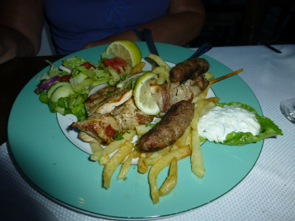 Greece, Island of Thassos, 2014 Part 1 12910