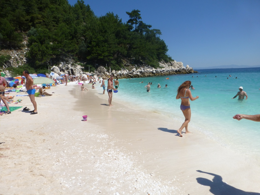 Greece, Island of Thassos, 2014 Part 1 13012