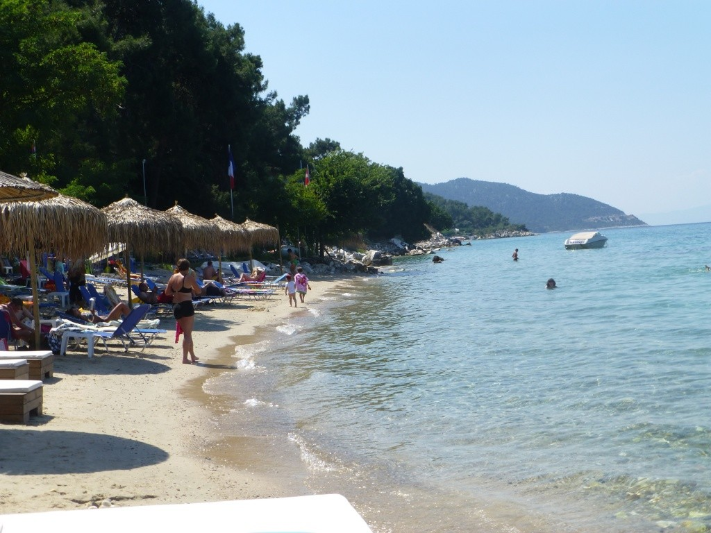 Greece, Island of Thassos, 2014 Part 1 13013