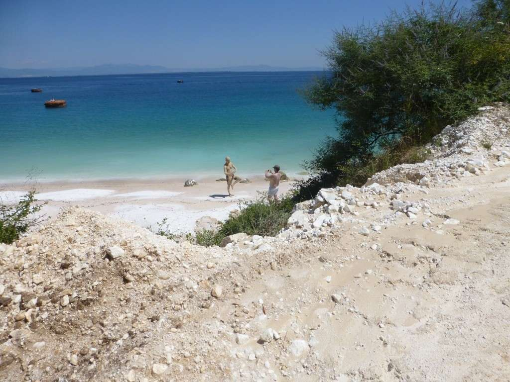 Greece, Island of Thassos, 2014 Part 1 14111