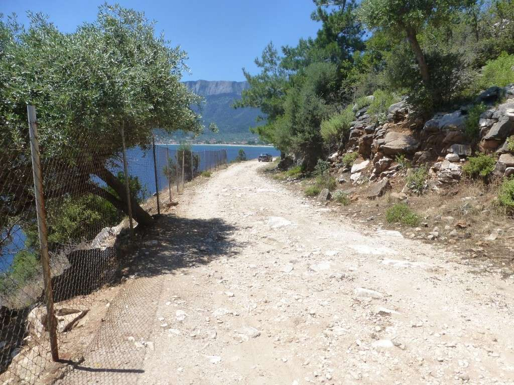 Greece, Island of Thassos, 2014 Part 1 14510