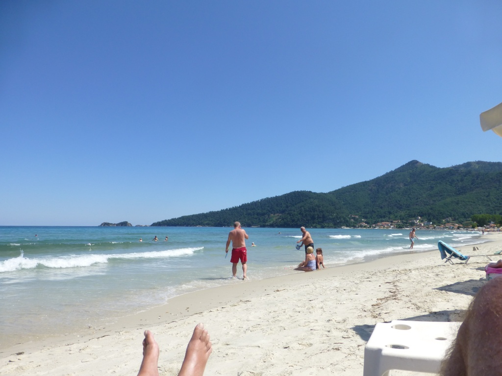 Greece, Island of Thassos, 2014 Part 1 15011