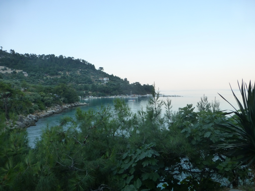 Greece, Island of Thassos, 2014 Part 1 15311