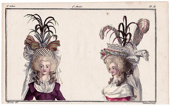 Les coiffures au XVIIIe siècle  - Page 2 35822-10