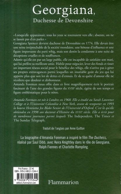Lettres de Mme de Polignac à Georgiana, duchesse de Devonshire - Page 5 97820810