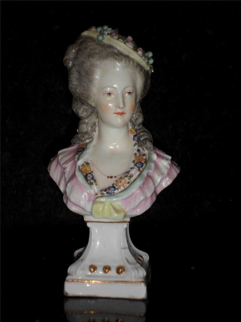 Sculpture : Les bustes de la princesse de Lamballe (présumée) _5710