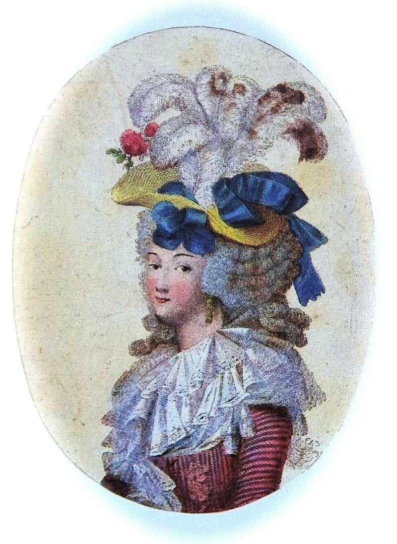 Les coiffures au XVIIIe siècle  - Page 2 Coiffu10