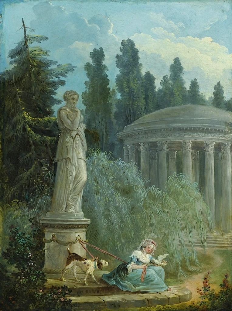 Le Temple de l'Amour, au Petit Trianon Hubert10
