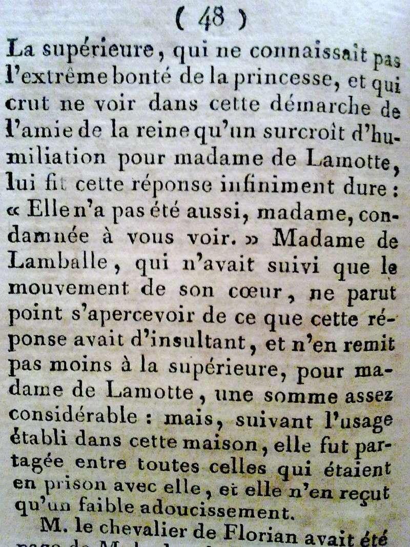 Marie-Thérèse-Louise de Savoie-Carignan, princesse de Lamballe Lambal12