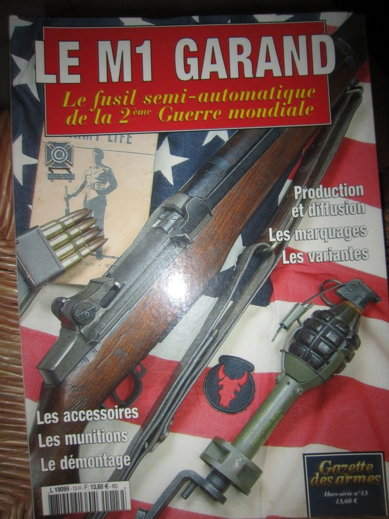 Le Fusil M-1 Garand - Page 4 Img_4710