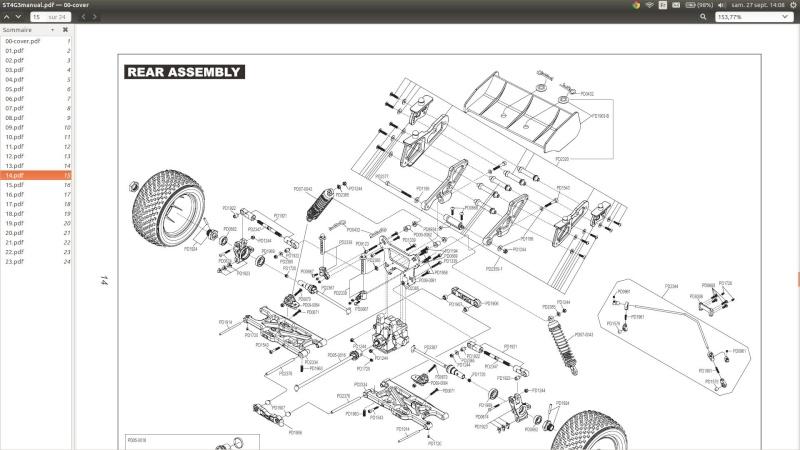 Mon Thunder Tiger ST4-G3 convertit en MT4-G3 - Page 3 Captur17