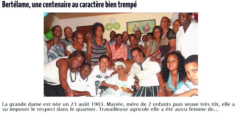 Preuves de vie sur les personnes de 110 ans et plus - Page 22 Bertal10