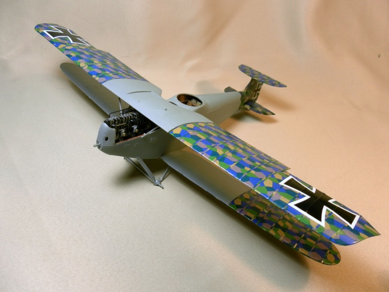 HANNOVER CL.II wingnut wings 1/32 244