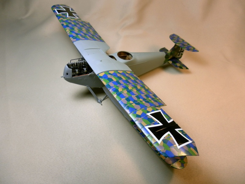 HANNOVER CL.II wingnut wings 1/32 519
