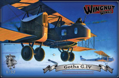 GOTHA G IV wingnut wings 1/32 Gothab10