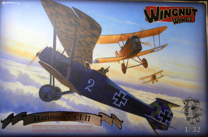 HANNOVER CL.II wingnut wings 1/32 Sam_1937