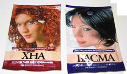 Краска для волос Hna-ba10