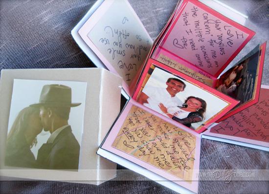 Необычные подарки для любимого своими руками Romant10
