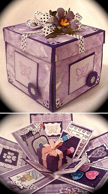 Необычные подарки для любимого своими руками Romant11