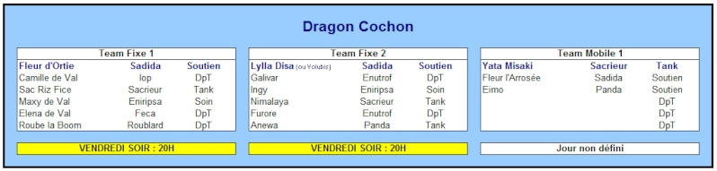 Nos Team Boss Ultime  (BU) Dc11