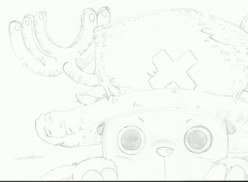 Des dessins en vracs Choppe10