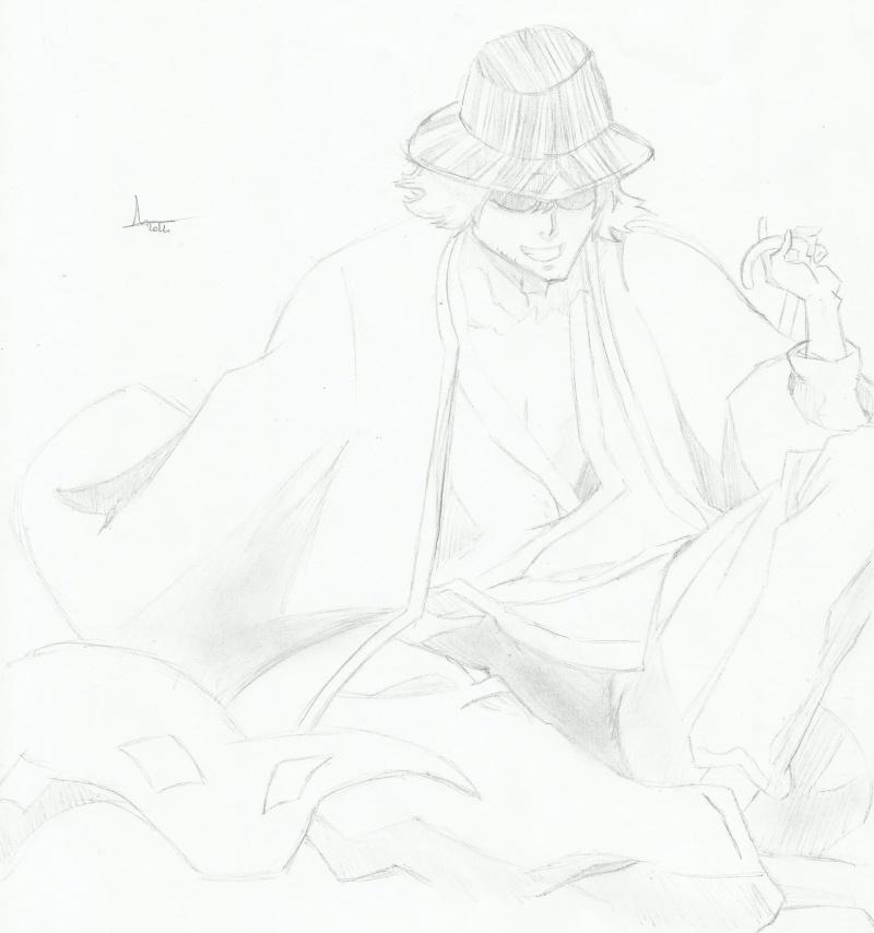 Des dessins en vracs Kisuke10