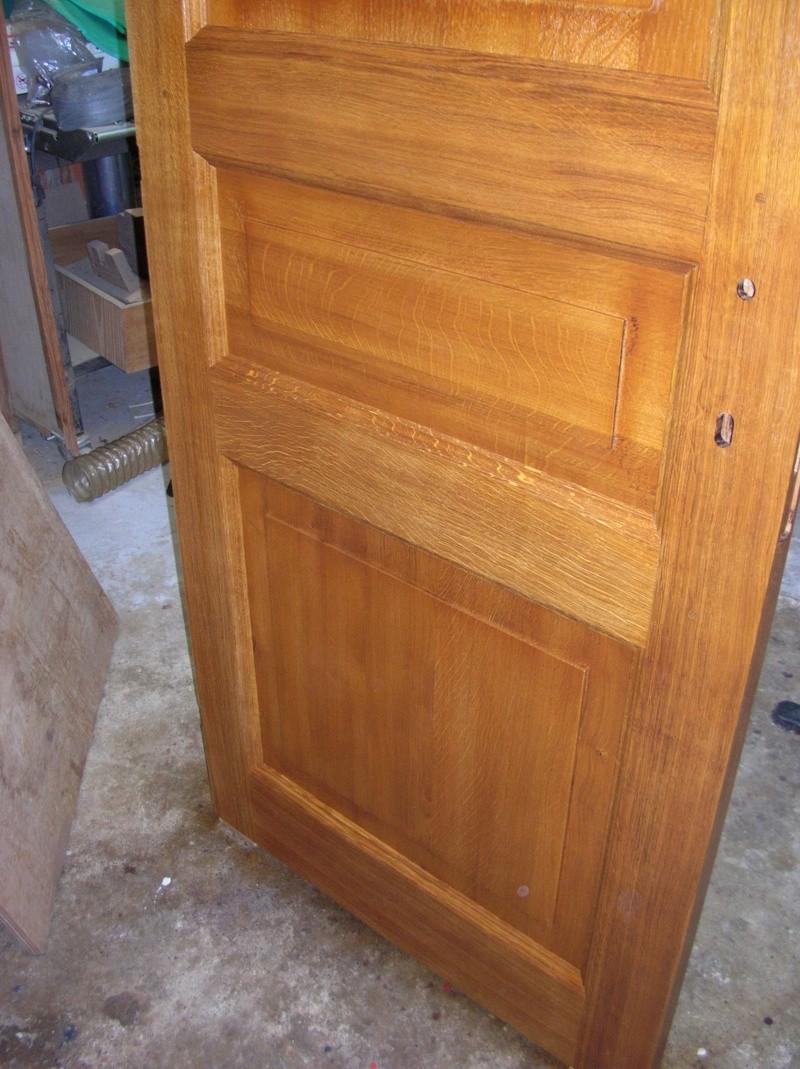 portes en chêne Portes11