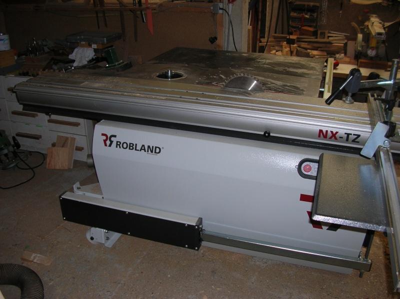 mes nouvelles machines Roblan10