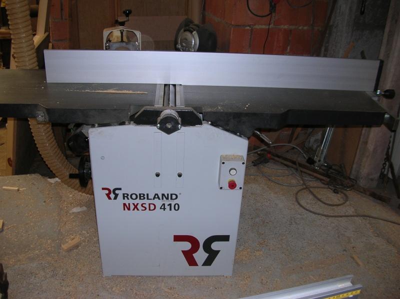 mes nouvelles machines Roblan11