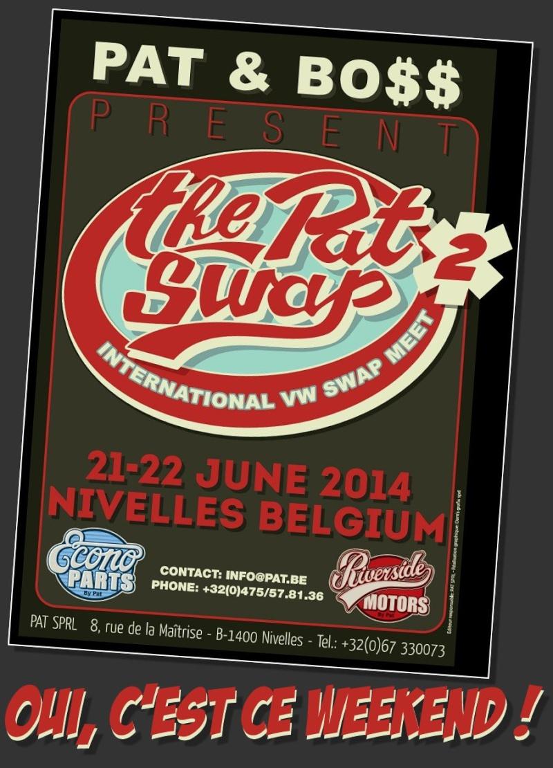 THE PAT SWAP 2 le 21-22 juin 2014 Pat_sw10