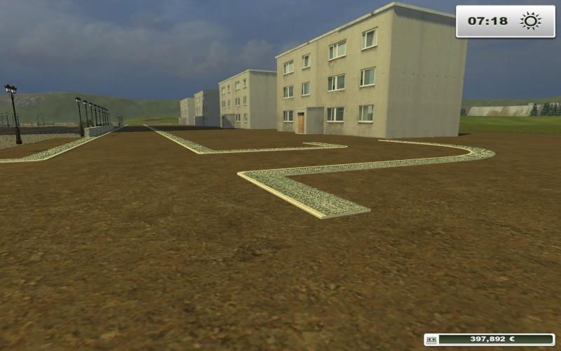 Map tp,Le petit terrassier Fsscre11