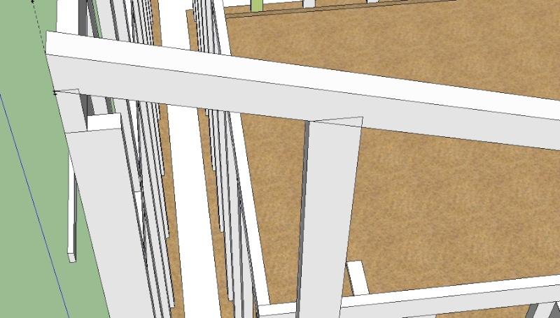 Sketchup , apprendre seul - Page 2 Bois11