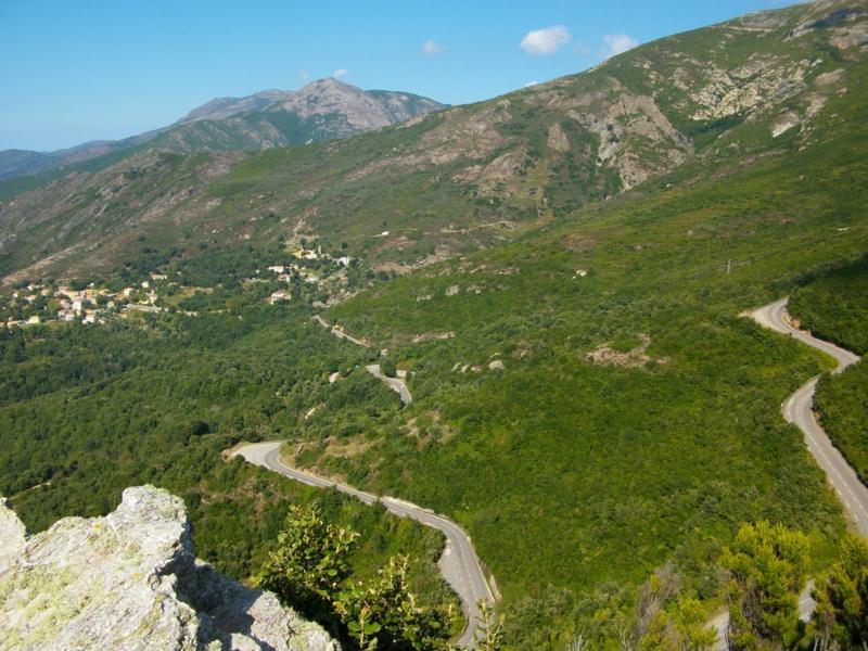 Col de Teghime - Haute Corse 14-vue10