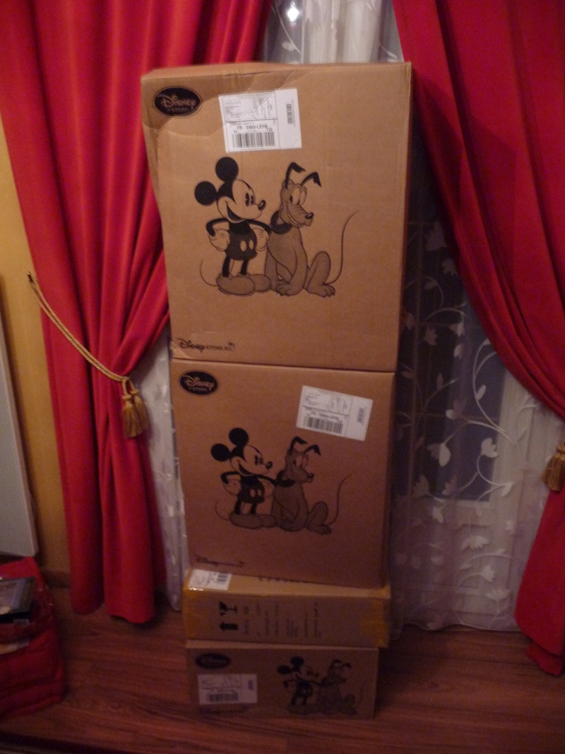 Disney Store Poupées Limited Edition 17'' (depuis 2009) - Page 4 P1220935