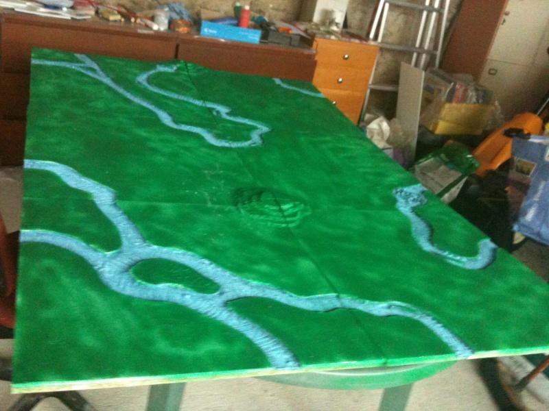 Création d'une table de jeu modulable T10