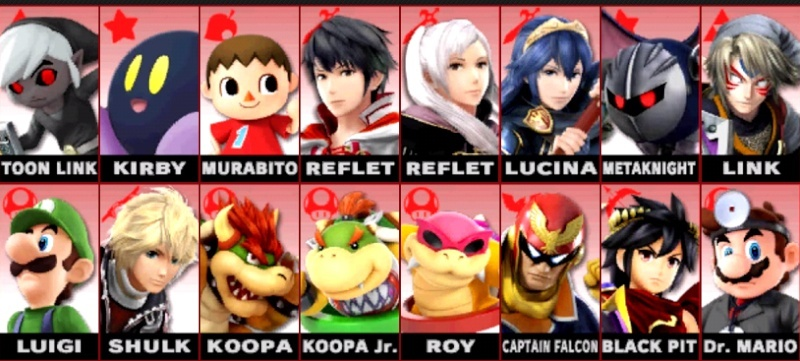 Post your Smash Bros. 4 Roster here! Smash_10