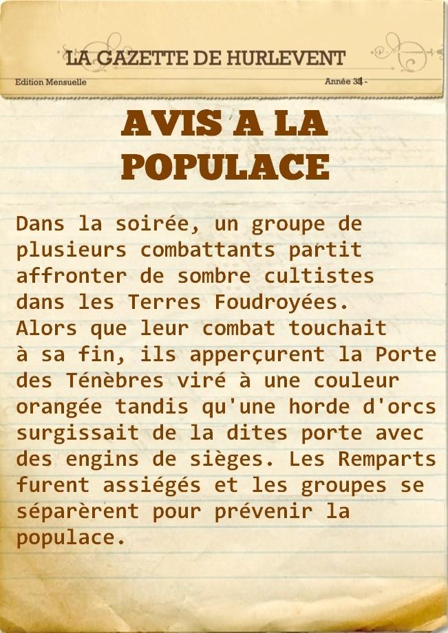 La Gazette de Hurlevent - Édition & Brève - Page 2 Urgent11